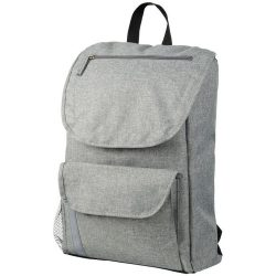 Rucsac Laptop 16 inch, Everestus, TY, gri, saculet de calatorie si eticheta bagaj incluse