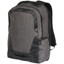 Rucsac Laptop cu USB port, Everestus, OD01, 17 inch, 600D PolyCanvas, gri inchis, saculet de calatorie si eticheta bagaj incluse