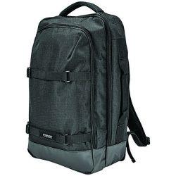 Rucsac Laptop 15 inch, 2-strap, Everestus, MI, 600 Ripstop, negru
