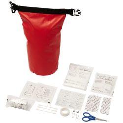 Trusa sanitara 30 piese, cu geanta rezistenta la apa, Everestus, 9IA19402, Tarpaulin, Rosu