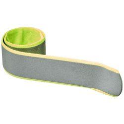 Felix reflective slap wrap, Polyester, neon yellow