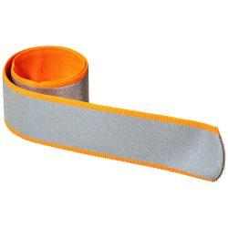 Felix reflective slap wrap, Polyester, neon orange