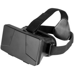 Hank virtual reality headset, ABS Plastic, solid black