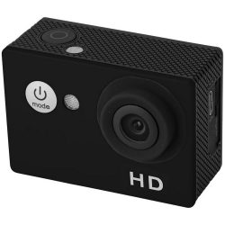 Bronson HD action camera, ABS Plastic, solid black
