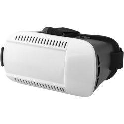 Luxe virtual reality headset, ABS Plastic, White