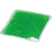 Bliss hot and cold reusable gel pack, PVC, Green