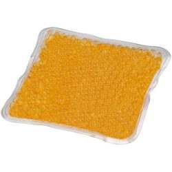 Bliss hot and cold reusable gel pack, PVC, Orange