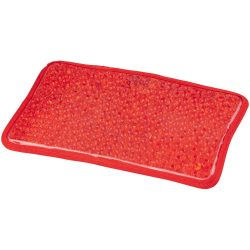 Jiggs hot and cold reusable gel pack, PVC, Red