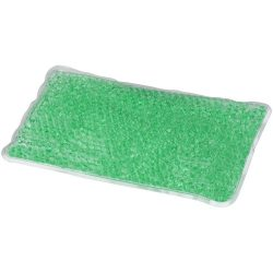 Serenity hot and cold reusable gel pack, PVC, Green