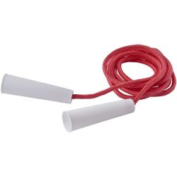 Rico 2 metre skippin rope, Polyester and plastic, Red