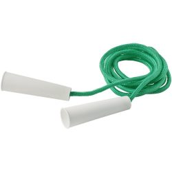 Rico 2 metre skippin rope, Polyester and plastic, Green