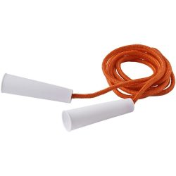 Rico 2 metre skippin rope, Polyester and plastic, Orange
