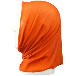 Lunge fitness bandana, Polyester, Orange