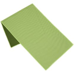 Alpha fitness towel, Polyester, Lime
