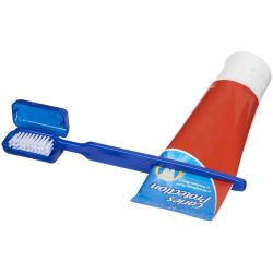 Dana toothbrush with squeezer, Blue