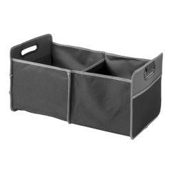 Organizator de portbagaj, Stac by AleXer, AN01, 600D poliester, negru, breloc inclus