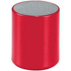 Ditty wireless Bluetooth® speaker, ABS Plastic, Red