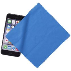 Cleens microfibre screen cleaning cloth, Microfiber, Blue
