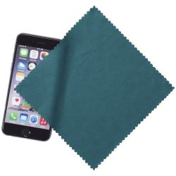 Cleens microfibre screen cleaning cloth, Microfiber, Green