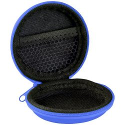 Fly travel accessories case, EVA, Royal blue