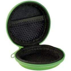 Fly travel accessories case, EVA, Lime