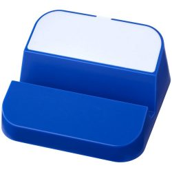 Hopper 3-in-1 USB hub and phone stand, ABS Plastic, Royal blue
