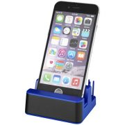 Glint light-up desk stand, ABS plastic, Royal blue
