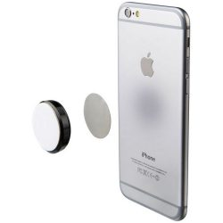 Magnetic Phone Sticky Pad, solid black