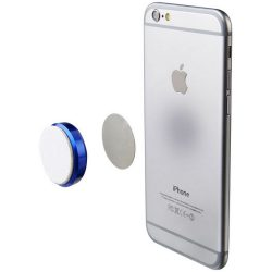 Magnetic Phone Sticky Pad, Royal blue