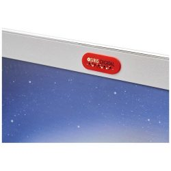 Hide camera blocker, ABS plastic, Red