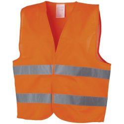See-me professional safety vest, Polyester, Orange