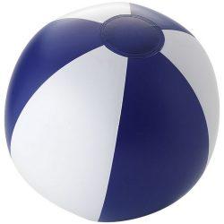 Palma inflatable beach ball, PVC, Navy,White