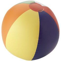 Rainbow inflatable beach ball, PVC, rainbow