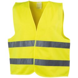 See-me professional safety vest, Polyester, Yellow