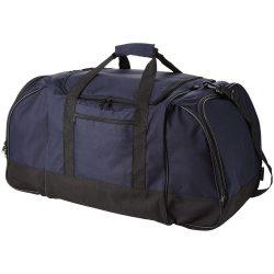 Geanta de umar de voiaj, Everestus, NA, 600D poliester, albastru, saculet de calatorie si eticheta bagaj incluse