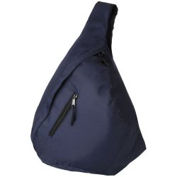 Brooklyn mono-shoulder backpack, 600D Polyester, Navy