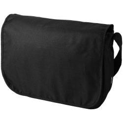 Geanta de Postas, Everestus, MU, 600D poliester, negru, saculet de calatorie si eticheta bagaj incluse