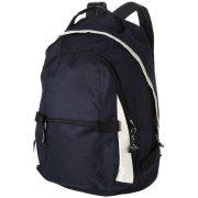 Rucsac confortabil, curele ajustabile, 2 compartimente, Everestus, CO, poliester, albastru navy