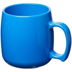 Classic 300 ml plastic mug, SAN, Blue