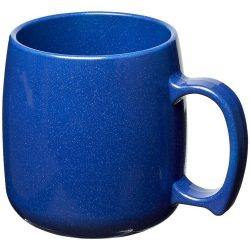 Classic 300 ml plastic mug, SAN, Mid Blue