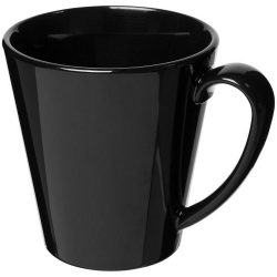 Supreme 350 ml plastic mug, SAN, solid black