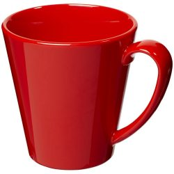Supreme 350 ml plastic mug, SAN, Red