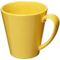 Supreme 350 ml plastic mug, SAN, Yellow