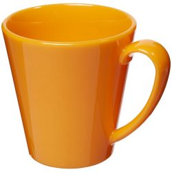 Supreme 350 ml plastic mug, SAN, Orange