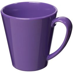 Supreme 350 ml plastic mug, SAN, Purple