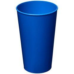 Arena 375 ml plastic tumbler, PP Plastic, Blue
