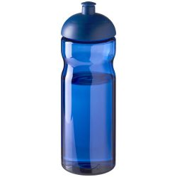 H2O Base® 650 ml dome lid sport bottle, PET, PP Plastic, Blue