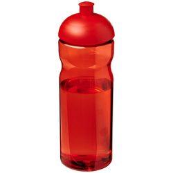 H2O Base® 650 ml dome lid sport bottle, PET, PP Plastic, Red