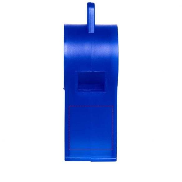 Hoot traditional referee whistle, GPPS Plastic, Blue