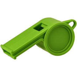 Hoot traditional referee whistle, GPPS Plastic, Green